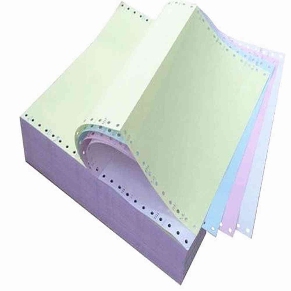 Carbonless Auto Copy Paper In Sheet Or In Roll
