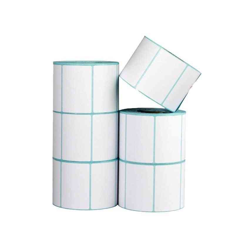 Thermal Label Paper Stick, Barcode Printer Papers