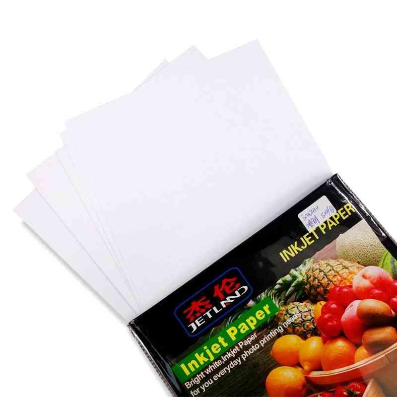 High Gloss Waterproof Digital Printing Photo Paper For Inkjet Printer