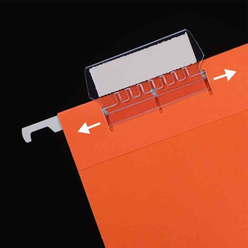 File Folder Tabs, Hanging Labels And Inserts For Hangings