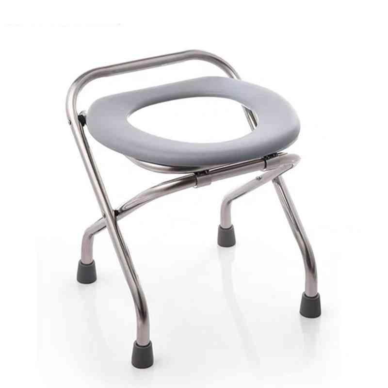 Stainless Steel Spa Bathtub Shower Chair Seat