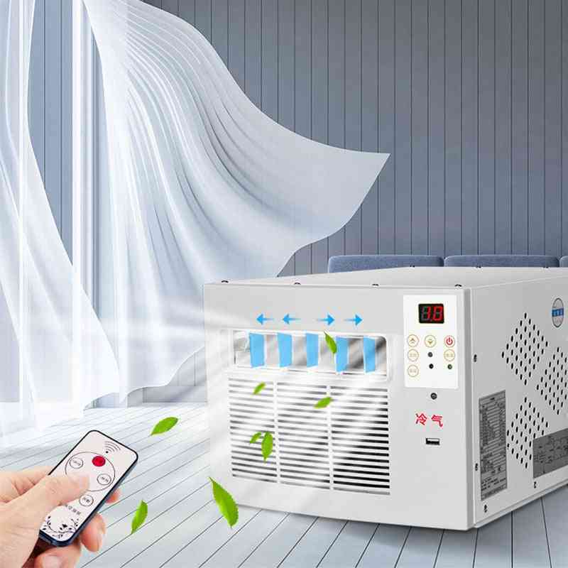 220v Mobile Small Air Conditioner / Refrigerator Mosquito Net Desktop Pet Cooling