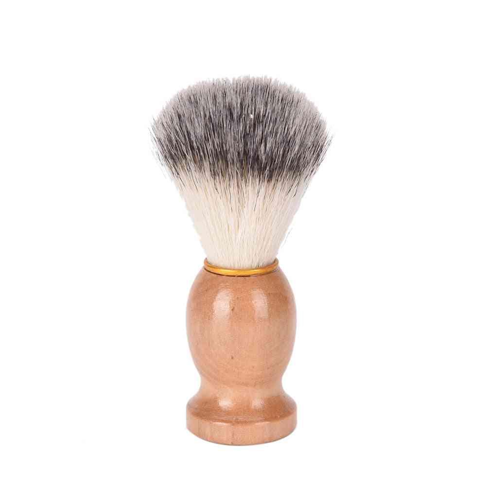Hair Removal Beard Shaving Brush