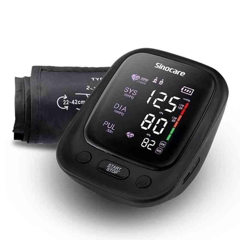Sinocare Blood Pressure Monitor Digital Electronic