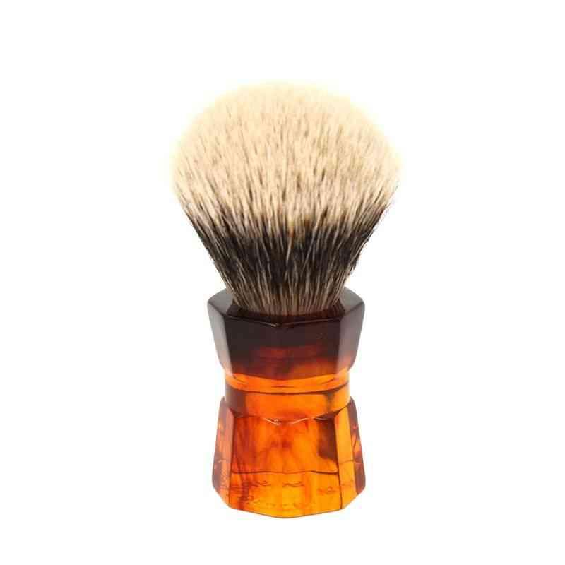 Badger Hair Men's Beard Shaving Brush