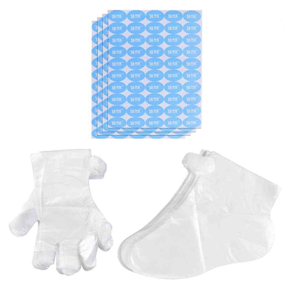 Disposable Foot Cover Gloves