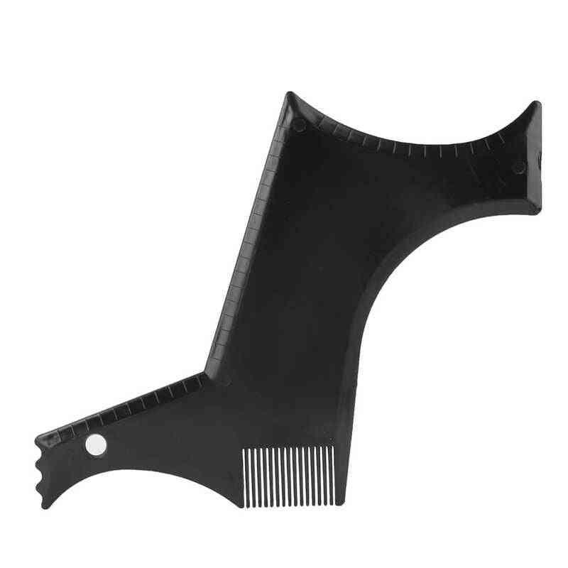 Beard Shaping Tool Line Up Beard Trimmer For Beauty