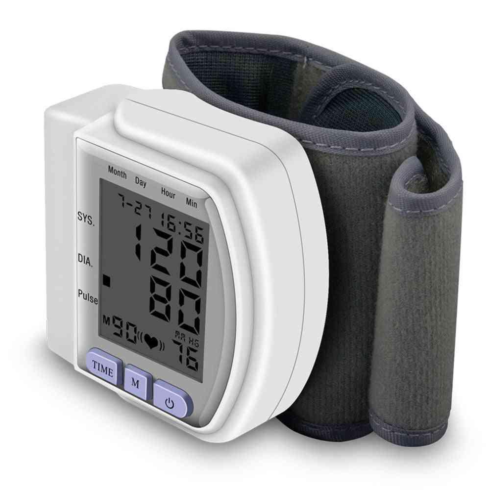 Digital Wrist Bp Blood Pressure Monitors