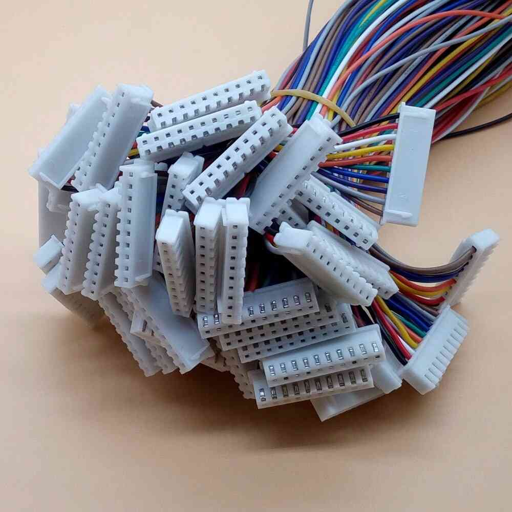 Pin Pitch 2.54mm Connector Plug Wire Cable