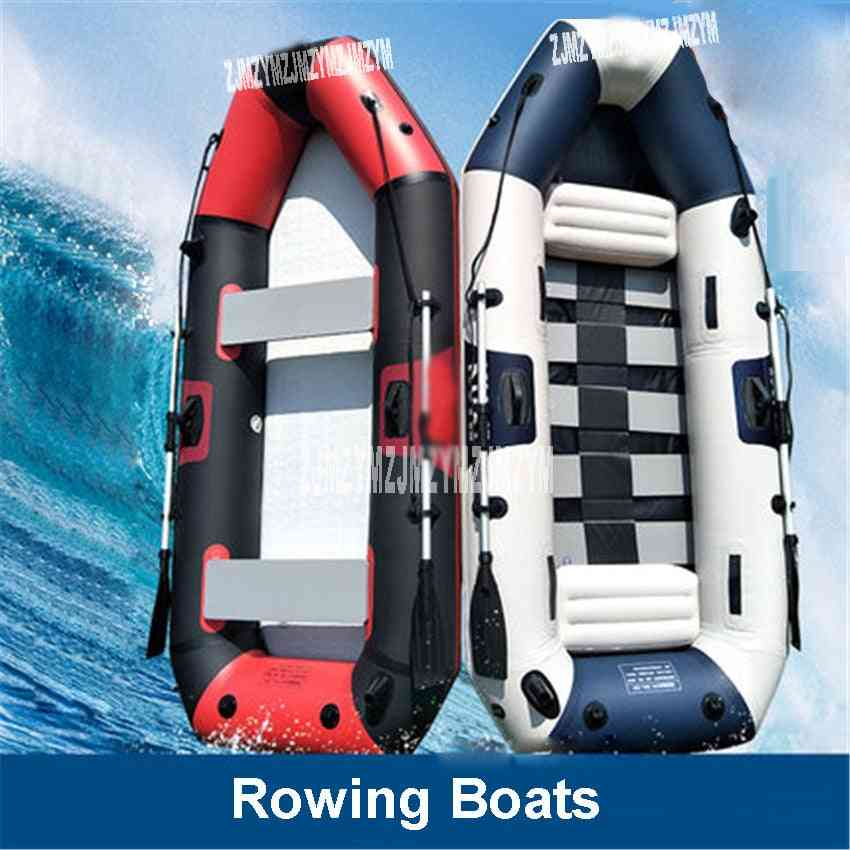 5 Adults Super Thickening Inflatable Rowing Boat