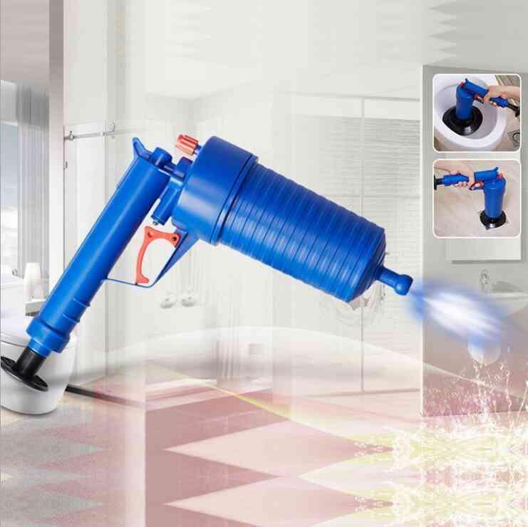 Cleaner Pump Blaster Gun Opener Sink Plunger Bath