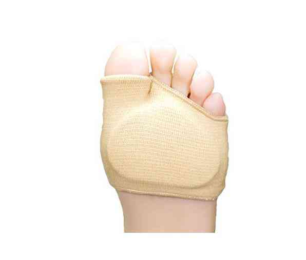 Gel Sleeve Painful Metatarsal Heads Forefoot Pads