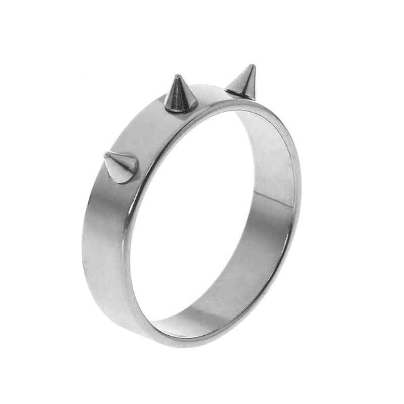 High Quality Steel Self Defense Supplies Ring