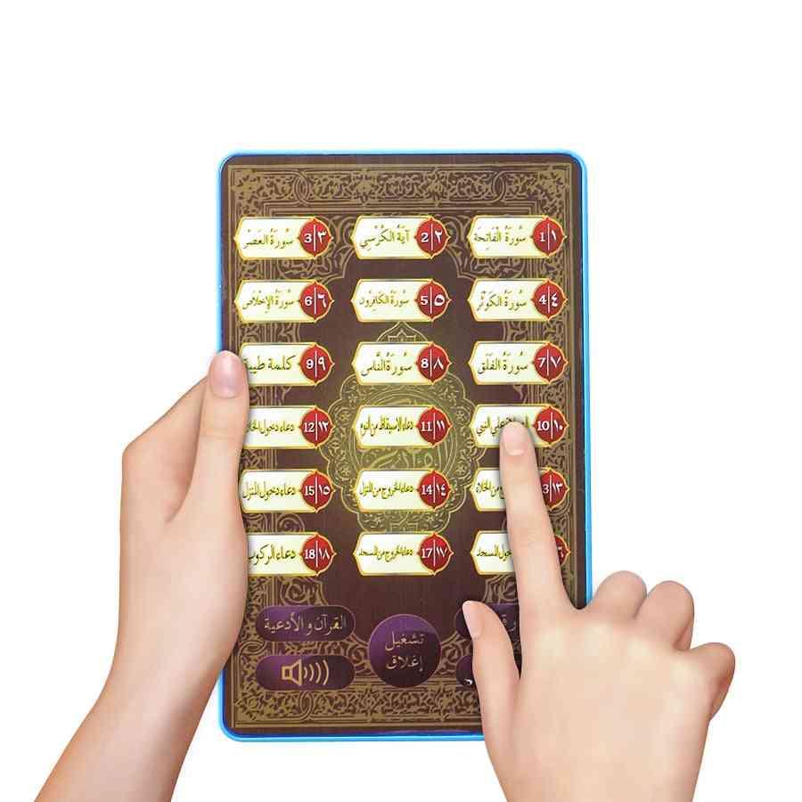 Arabic Language, Holy Quran Learning Machine, Kids Educational Tool For Islamic Children