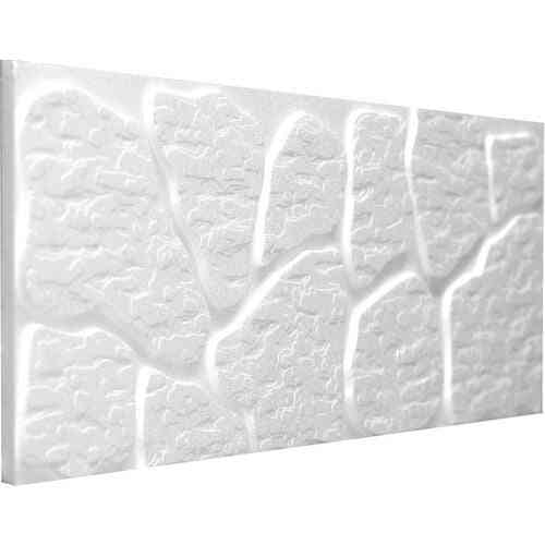Stickwall Slate Stone Pattern Raw Styrofoam Wall Cladding Panel