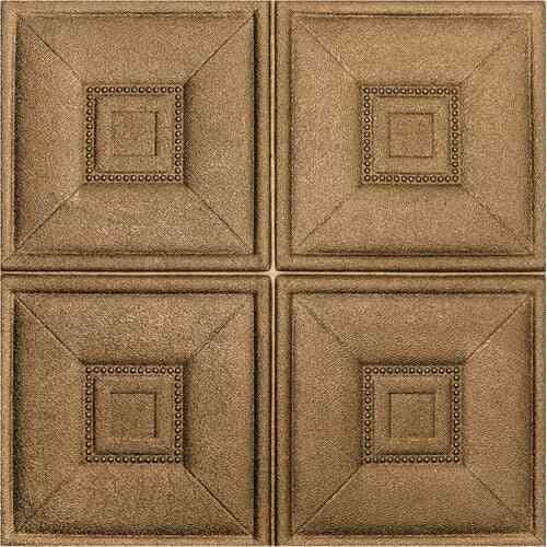 Self-adhesive Cushion Leather Wall Panel