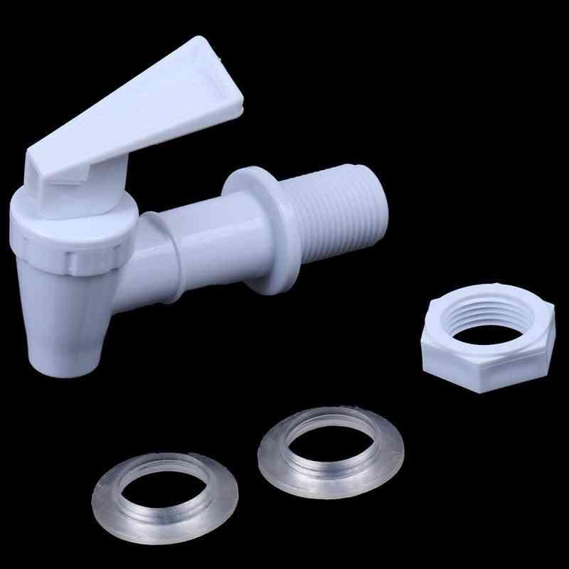 Plastic Water Dispenser Tap, Faucet Bibcocks Pipe Valve