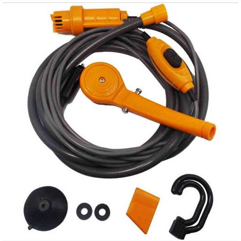 Outdoor Electric Pump Washer Hiking Kit