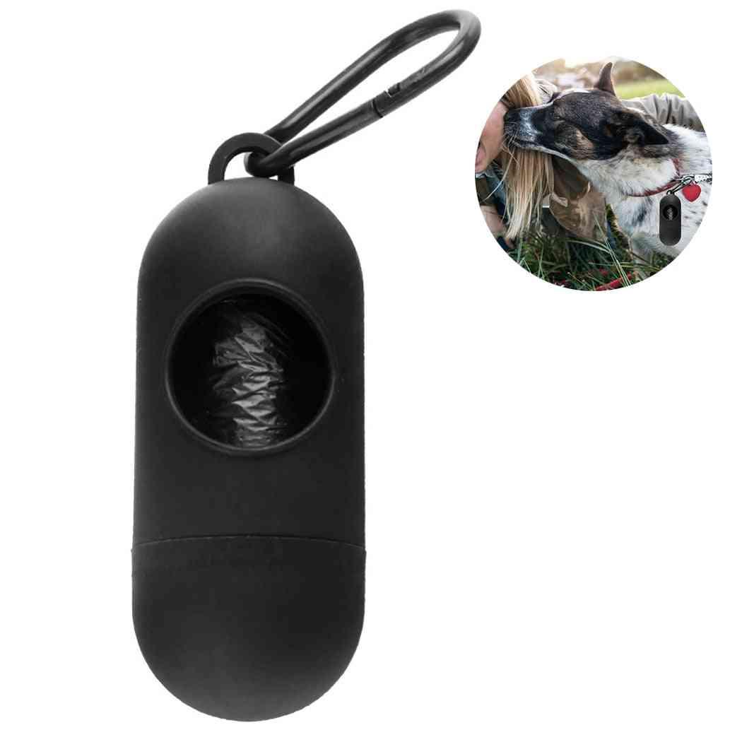 Dog Poop, Pet Waste  Bag Dispenser Holder Pet Cleaning Supplies For Cats Dogs