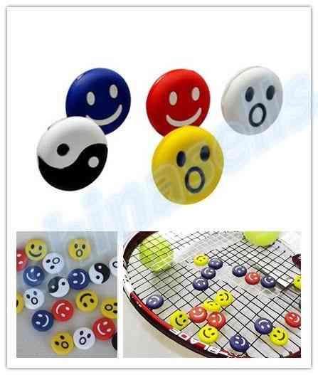 Tennis Racket Damper, Shock Absorber To Reduce Tennis Racquet Vibration