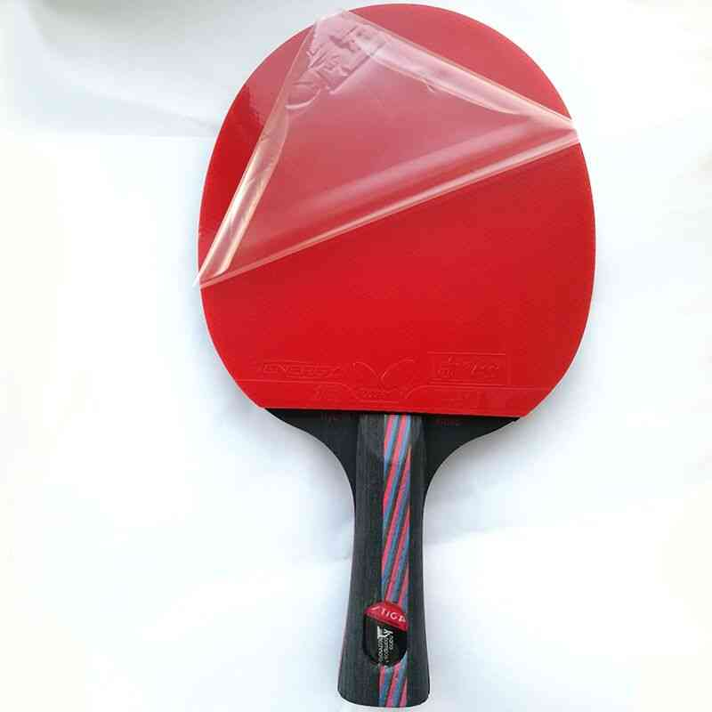 Professional Hybrid Wood 9.8 Table Tennis Racket With Brand Pimples In Table Tennis Rubber Fl Handle Cs Handle Ping Pong Bat