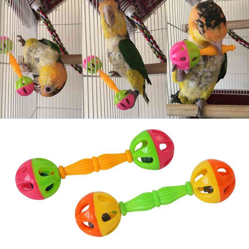 Parrot Toy Creative Rattle Bite Resistant Bird Bite & Parrot Chewing Toy