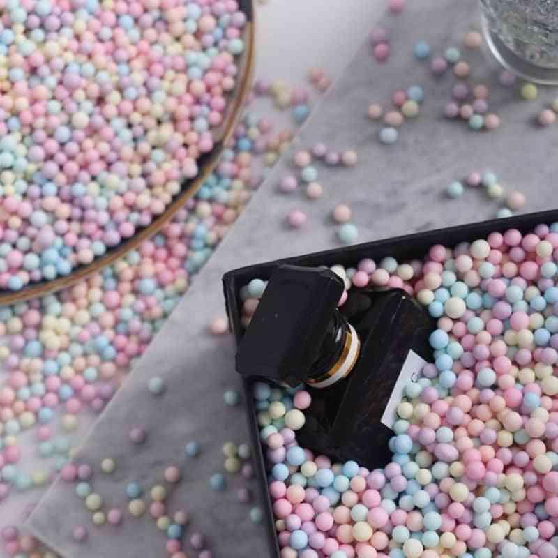 Foam Ball, Filler Candy Box For Decorations Wedding Flower Box Filler