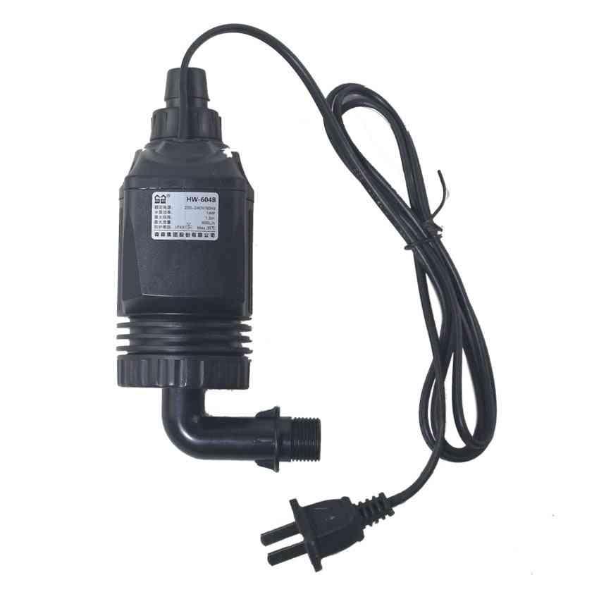 Aquarium Filter Hw604b / Ew604b Spare Water Pump 14w