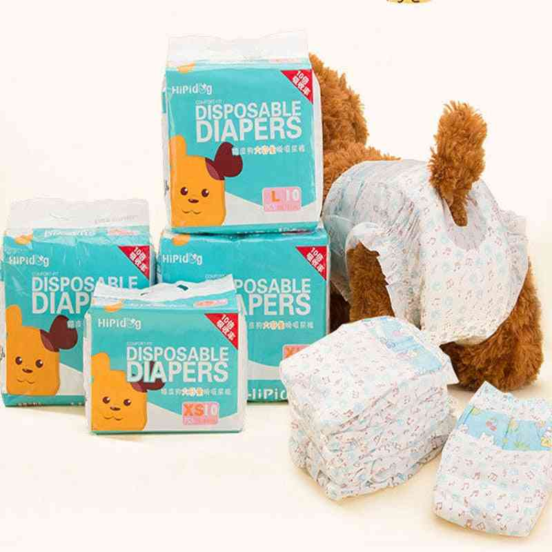 Super Absorption Physiological Pants Dog Diapers