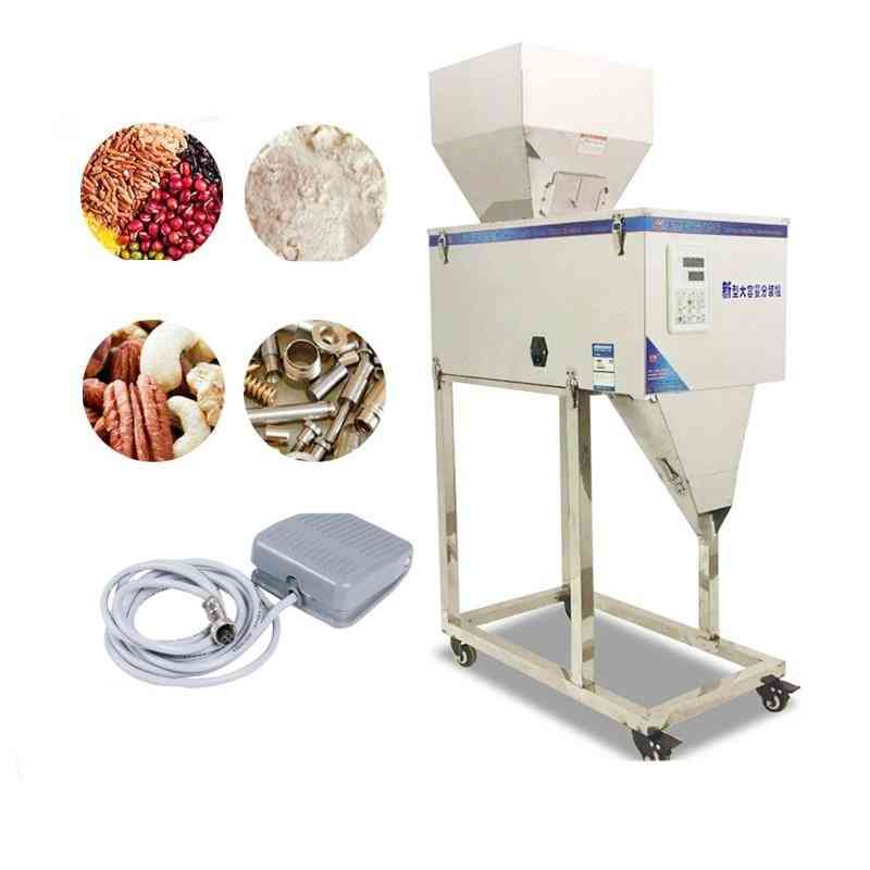 Stainless Steel Weighing And Packing Machine