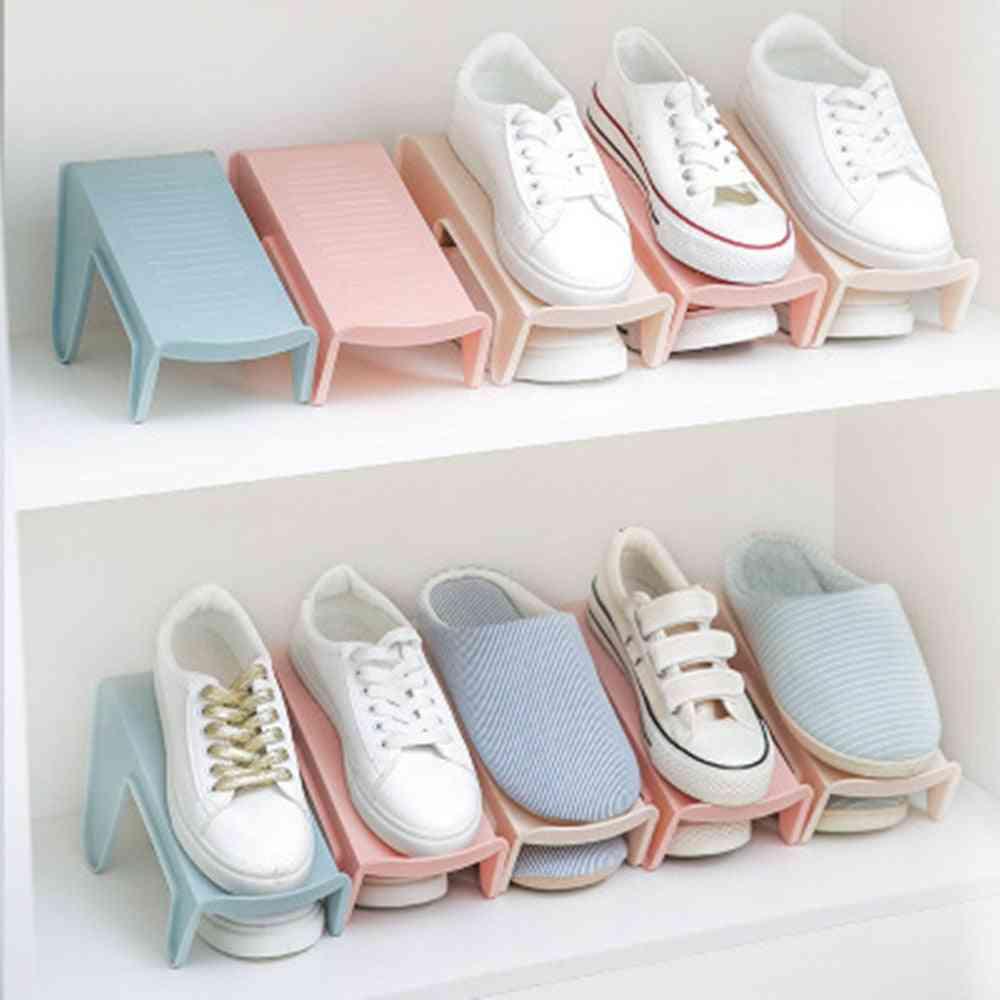 Shoe Rack Household Storage Shoes Save Space Shelf