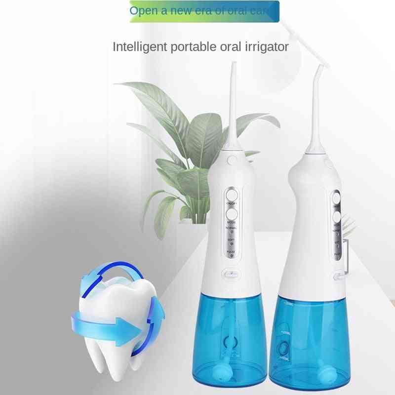 Waterproof Oral Irrigator Teeth Cleaner