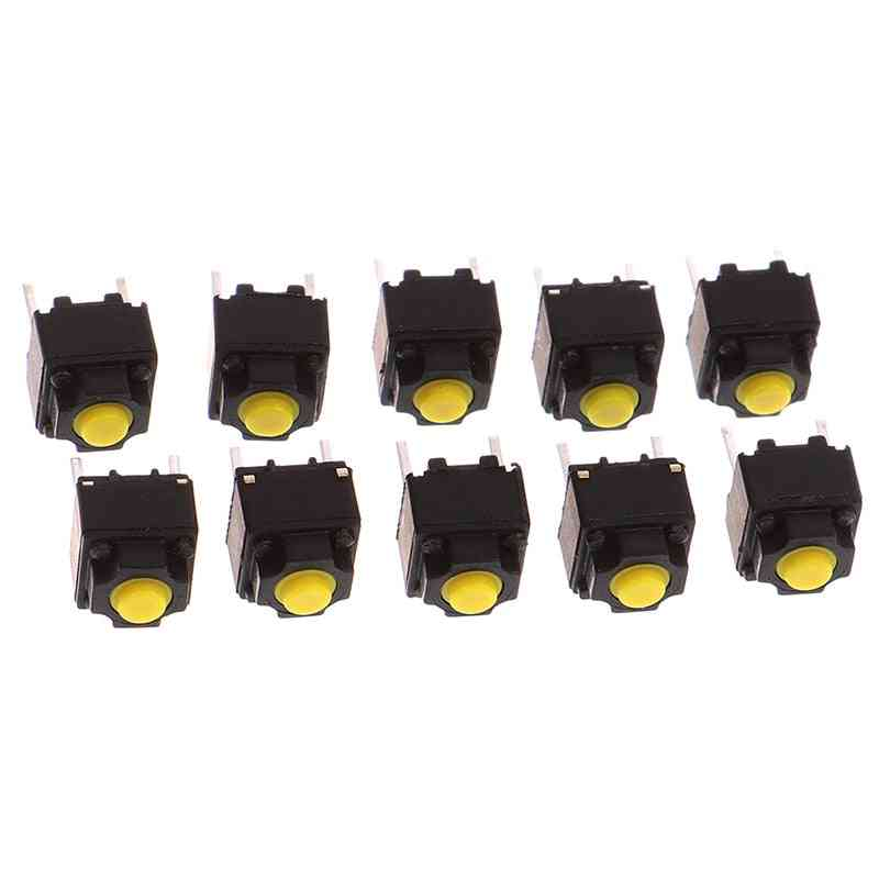 Mute Button 6*6*7.3mm Silent Switch