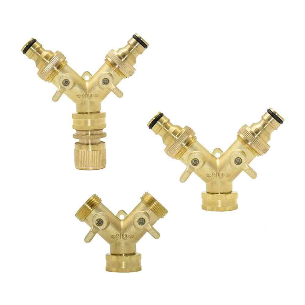 Brass Female 3/4