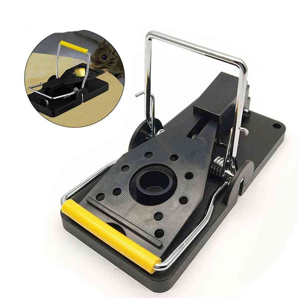Mouse Trap Reusable Snap Traps For Small Mice, Rat Catching Mice