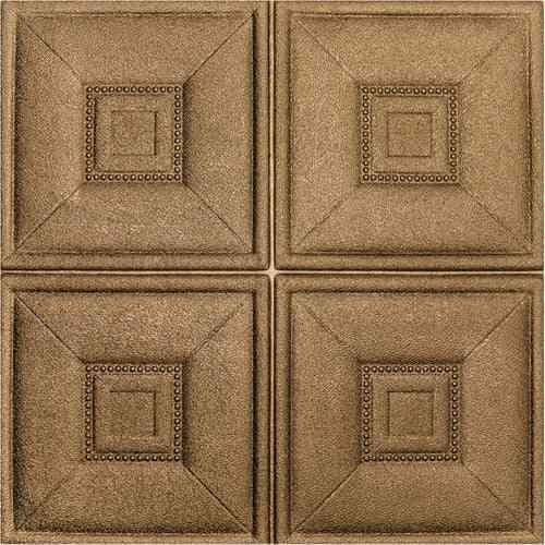 Bellagente Leatherwall Self-adhesive Cushion Panel Wall