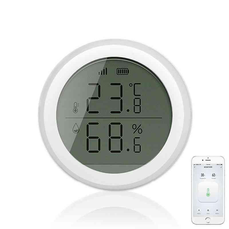 Smart Zigbee Smart Temperature And Humidity Sensor