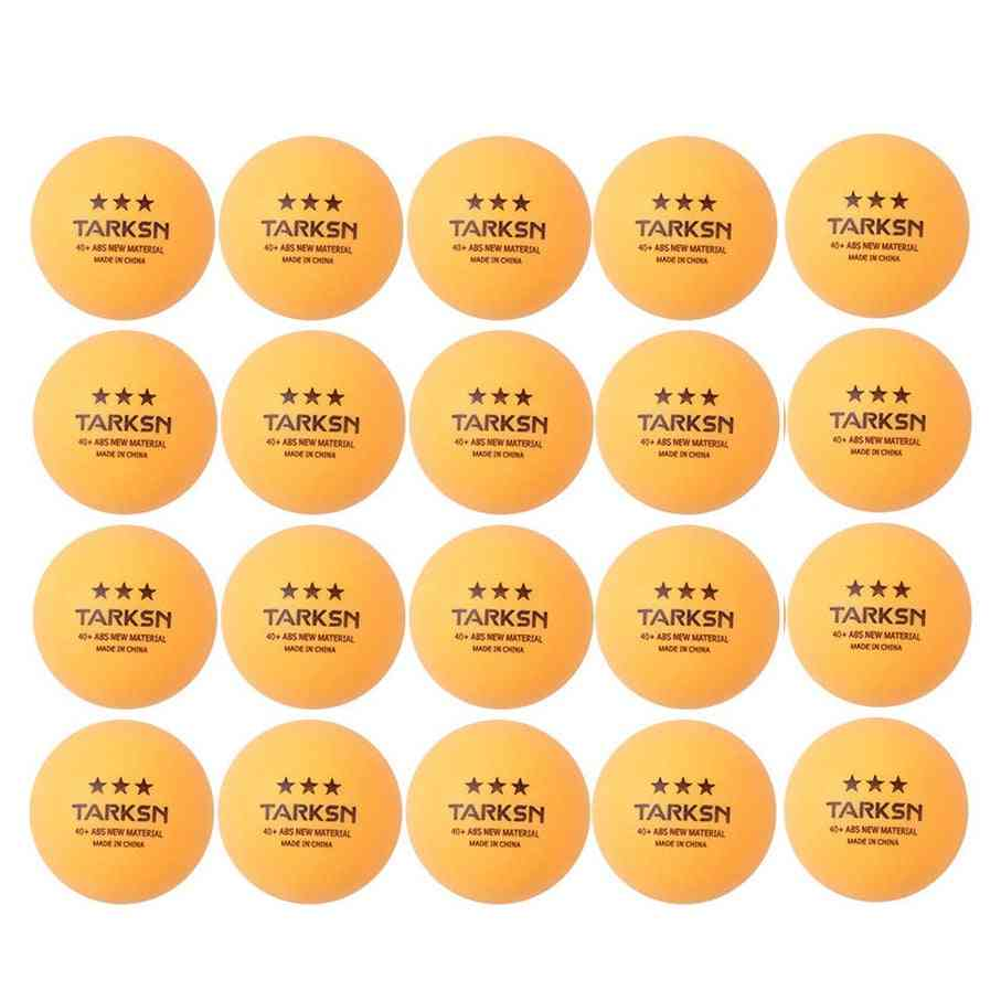 Professional 3-star Ping Pong, Table Tennis Ball