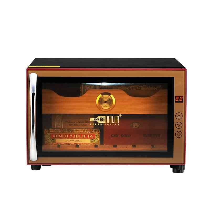 Temperature Control Thermostatic Moisturizing Electronic Cigar Humidor