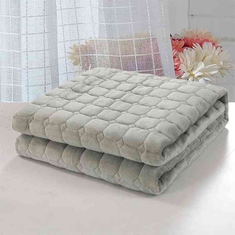 Flannel Washed Fold Cotton Tatami Mattress Double Single Student Dormitory Bed Mattress Topper Tatami Super Warm Mat With Straps