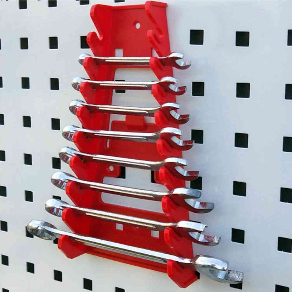 Red Wrench Spanner Tool