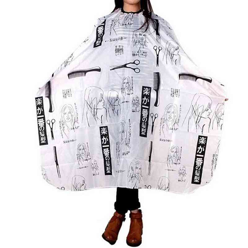 Hair Salon Cutting Barber Hairdressing Cape Aprons