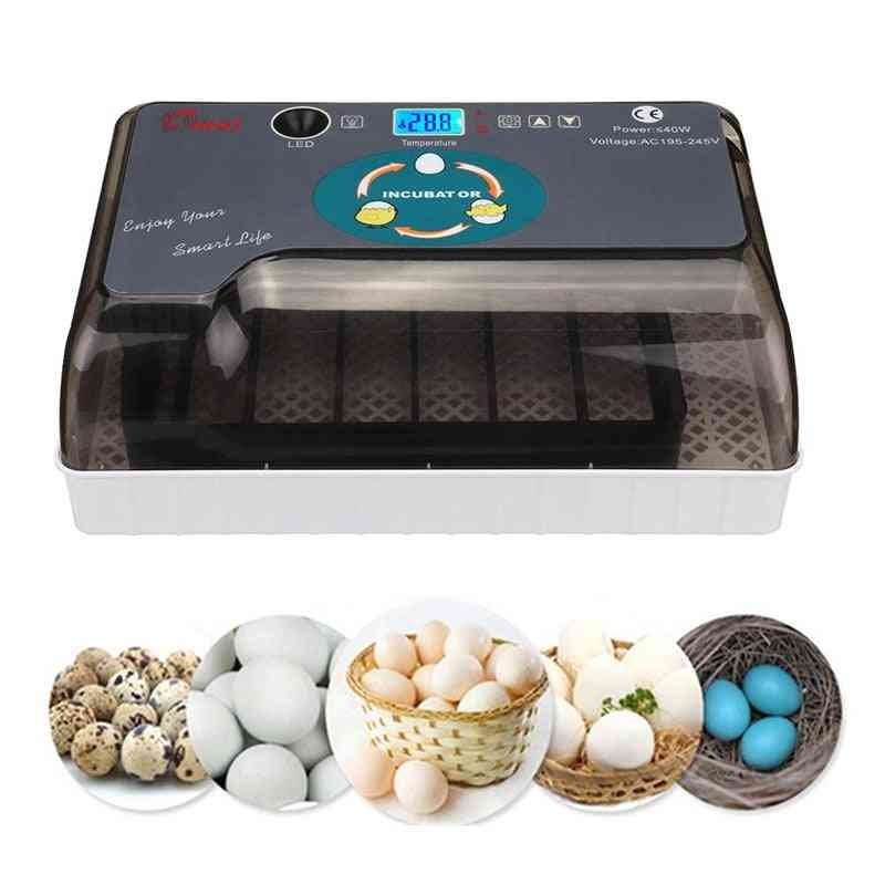 12egg Hatchers Farm Machine Chicken Automatic Egg Incubator