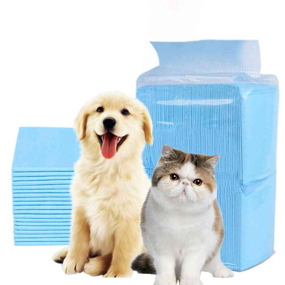 Absorbent Pet Diaper For Dogs Training Pee Pads Disposable Nappy Mat