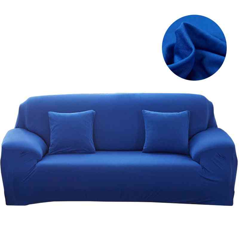 Fully Wrapped Slipcovers, Single Sofa Cover For Living Room