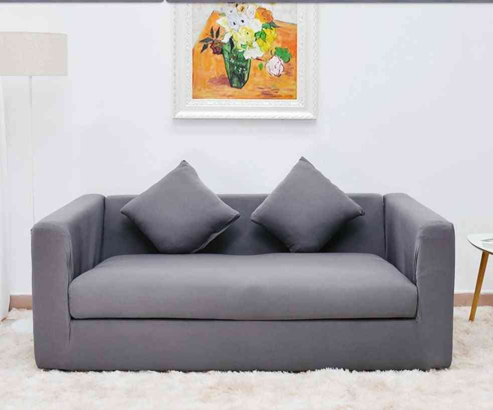 Sofa Covers For Living Room. L-shape Couch Slipcover