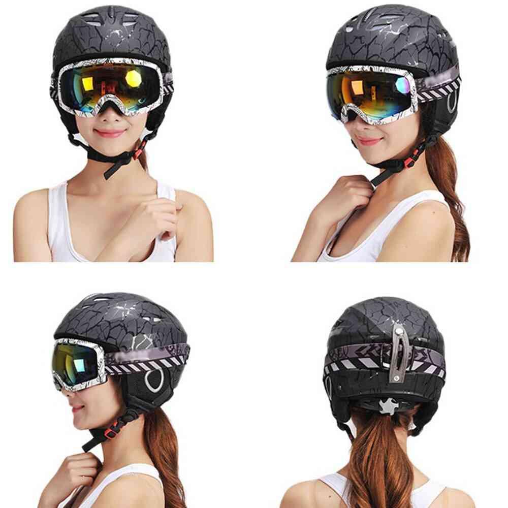 Outdoor Ski Helmet