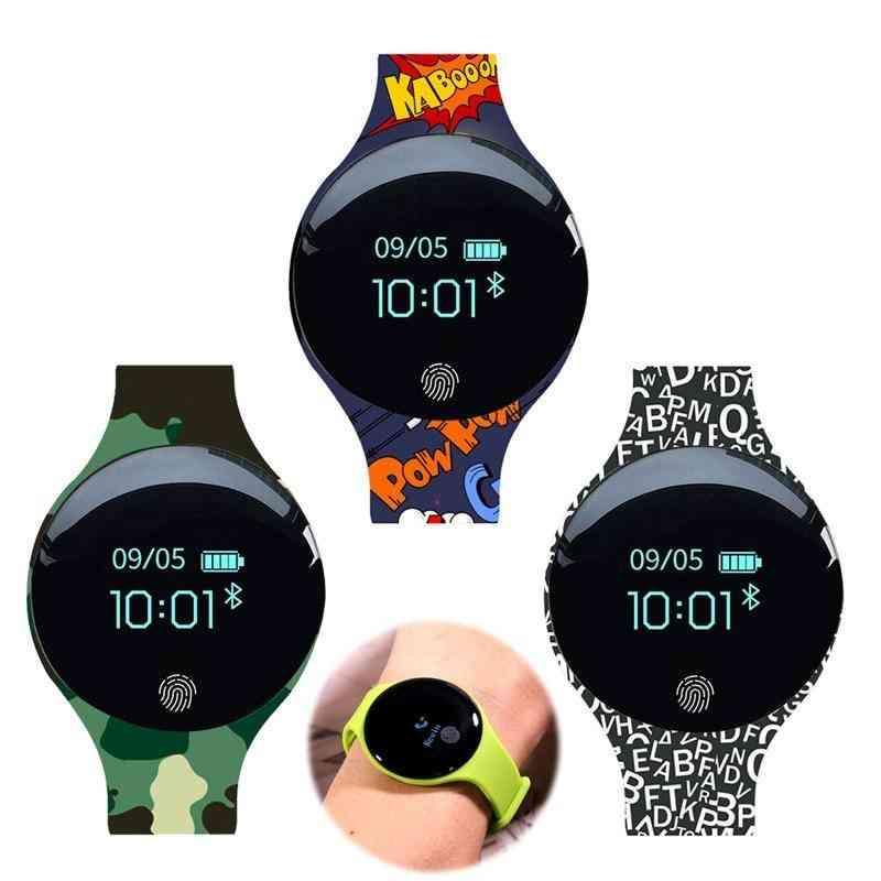 Children Smart Bracelet Wristband Fitness Watch