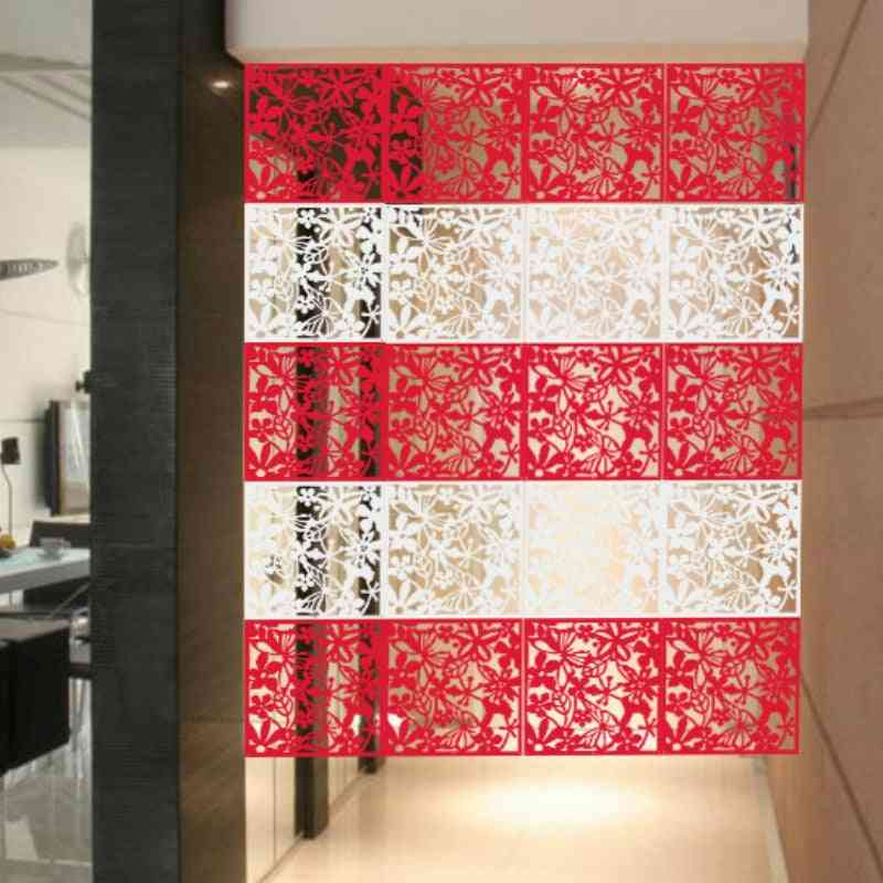 Hanging Screen Creative Tv Setting Wall Art Paper