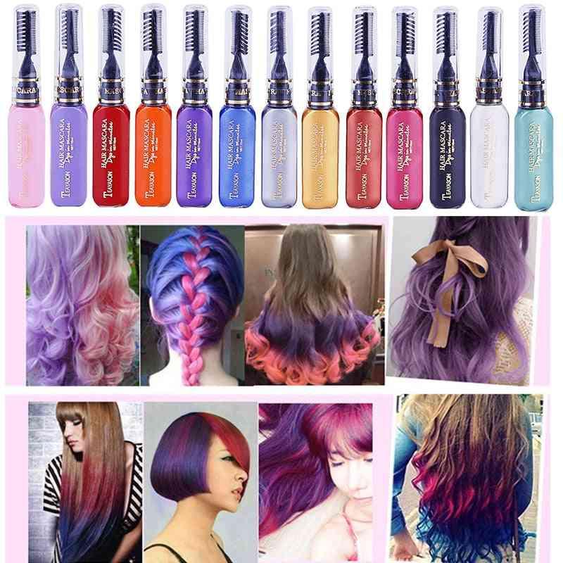 Hair Coloring Comb Tools